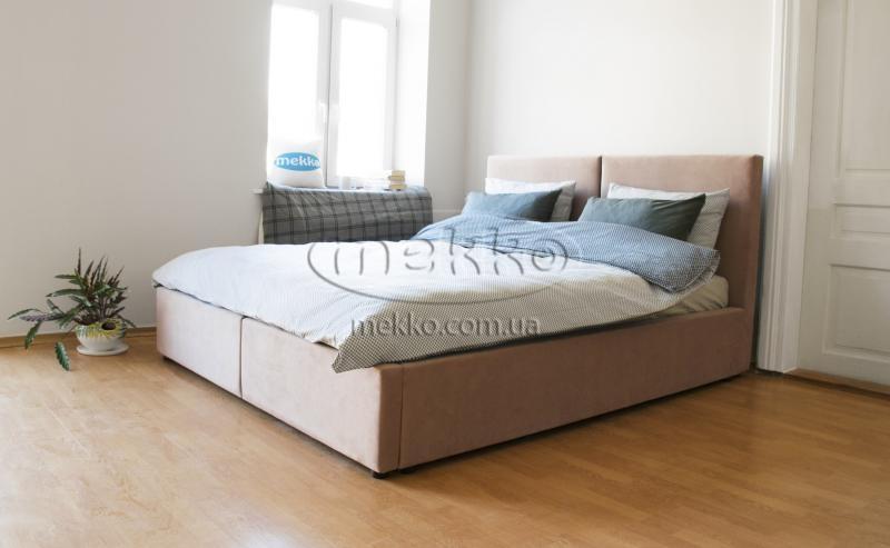 М'яке ліжко Enzo (Ензо) фабрика Мекко  Лозова