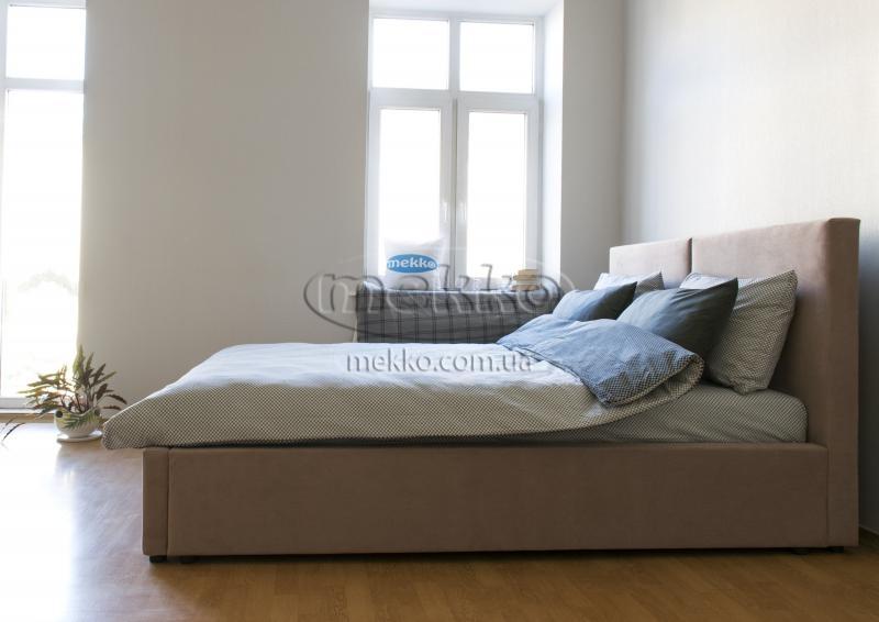 М'яке ліжко Enzo (Ензо) фабрика Мекко  Лозова-2
