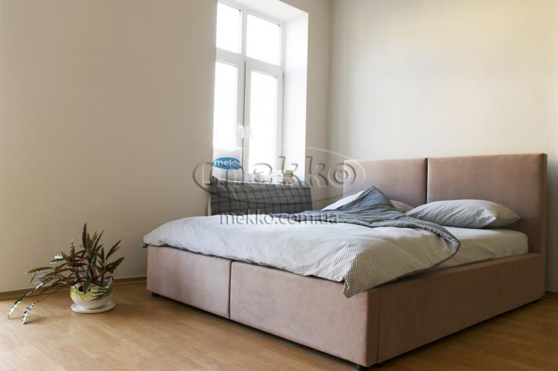М'яке ліжко Enzo (Ензо) фабрика Мекко  Лозова-3