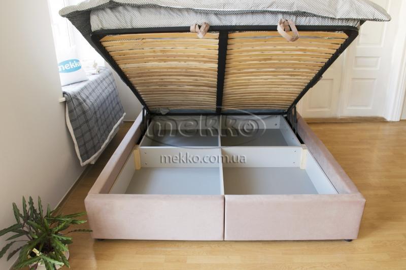 М'яке ліжко Enzo (Ензо) фабрика Мекко  Лозова-5