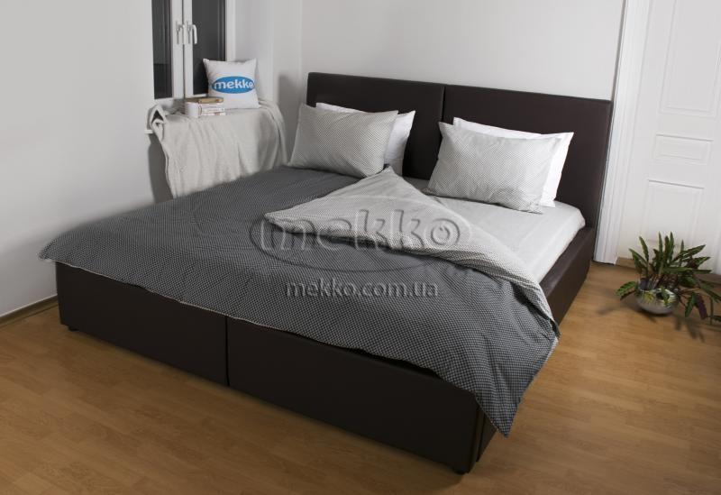 М'яке ліжко Enzo (Ензо) фабрика Мекко  Лозова-9