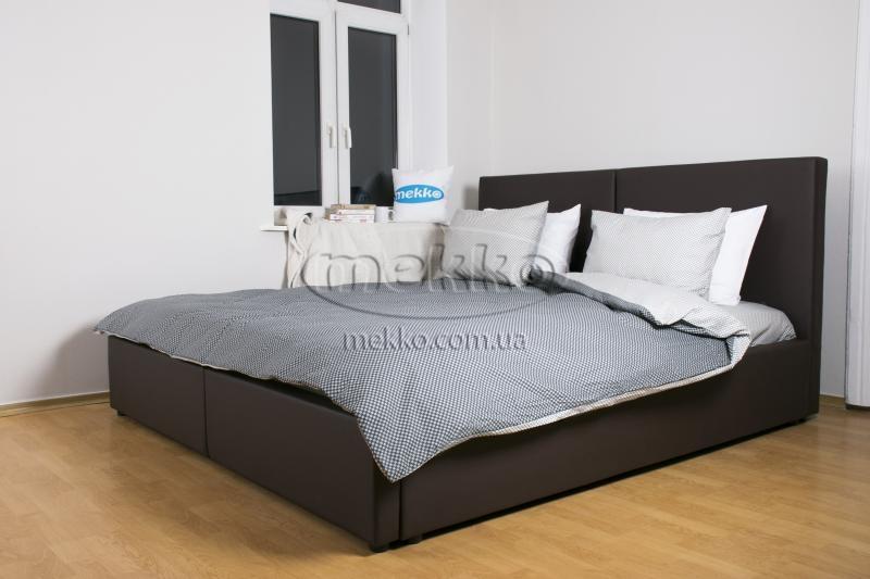 М'яке ліжко Enzo (Ензо) фабрика Мекко  Лозова-7