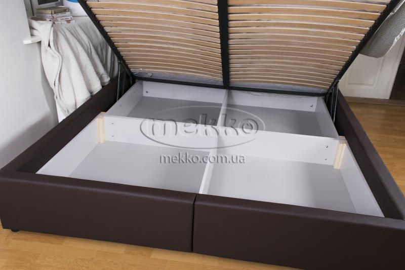 М'яке ліжко Enzo (Ензо) фабрика Мекко  Лозова-11