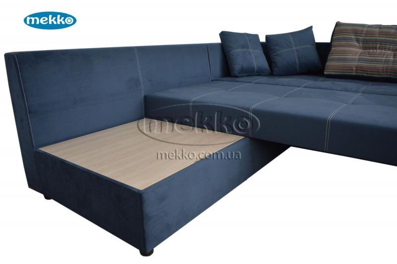 Кутовий диван з поворотним механізмом (Mercury) Меркурій ф-ка Мекко (Ортопедичний) - 3000*2150мм  Лозова-17