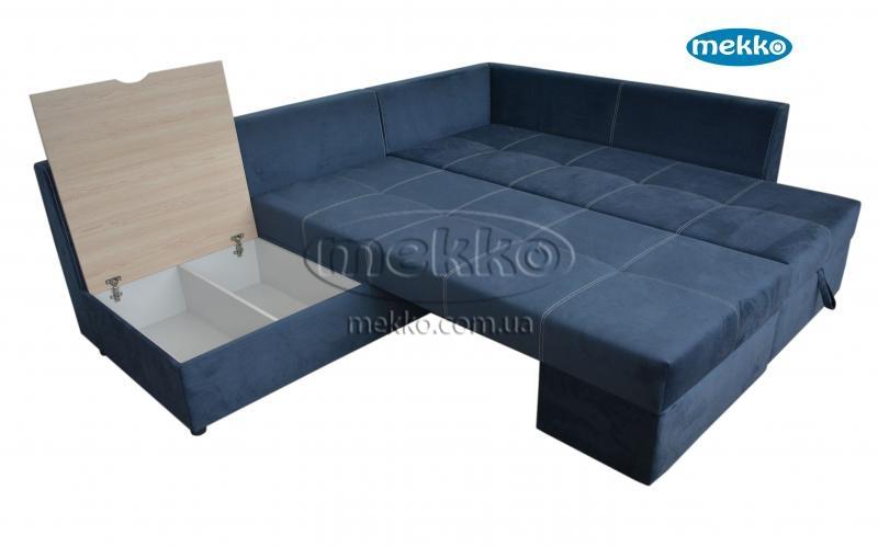 Кутовий диван з поворотним механізмом (Mercury) Меркурій ф-ка Мекко (Ортопедичний) - 3000*2150мм  Лозова-19