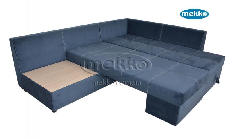 Кутовий диван з поворотним механізмом (Mercury) Меркурій ф-ка Мекко (Ортопедичний) - 3000*2150мм  Лозова-16