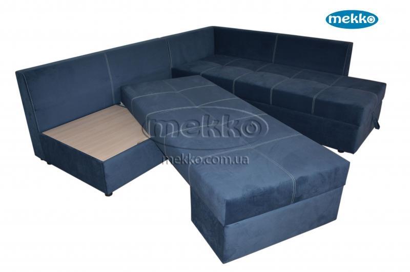 Кутовий диван з поворотним механізмом (Mercury) Меркурій ф-ка Мекко (Ортопедичний) - 3000*2150мм  Лозова-15
